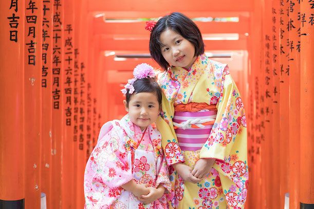 千代田区 日枝神社 七五三 出張撮影 家族写真 カメラマン フリーランス