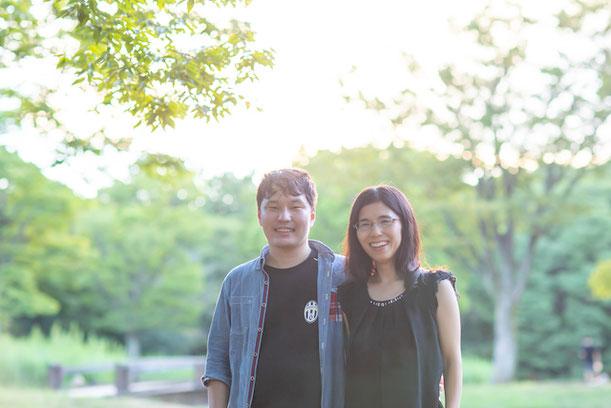 渋谷区 代々木公園 出張撮影 家族写真 カップルフォト 料金 安い