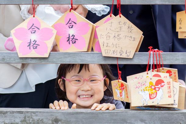 練馬区 豊玉氷川神社 出張撮影 女性カメラマン 子供