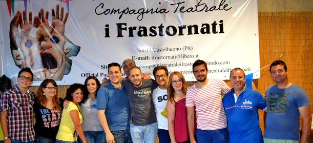 "Rassegna Stampa Compagnia Teatrale i Frastornati - ""I Frastornati"", un meritato successo che cresce a vista d'occhio. L'intervista di Gabriele Perrini a Suprauponti"