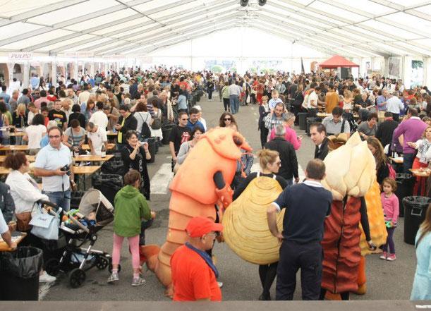Galicia: La Fiesta del Marisco
