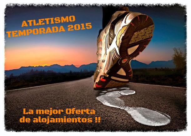 Temporada 2015 de Atletismo