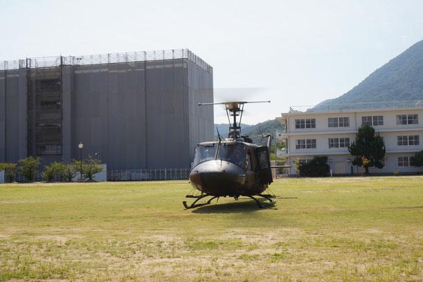 善通寺駐屯地の自衛隊員の皆さま、ありがとうございました。