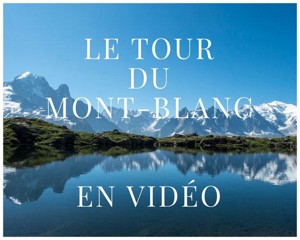 le tour du mont blanc en 9 jours