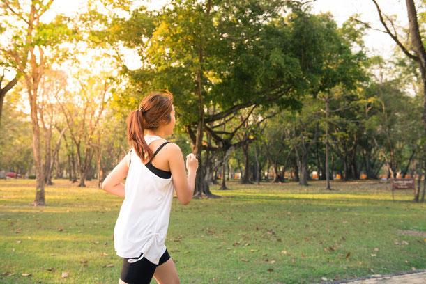 Percorsi per running o camminata ad Abano e Montegrotto