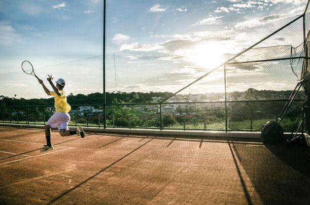 Tennis ad Abano e Montegrotto