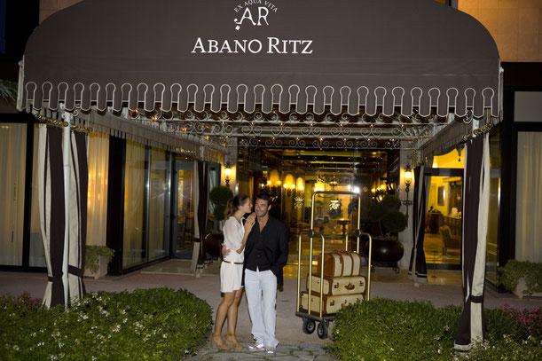 Ingresso Hotel AbanoRitz