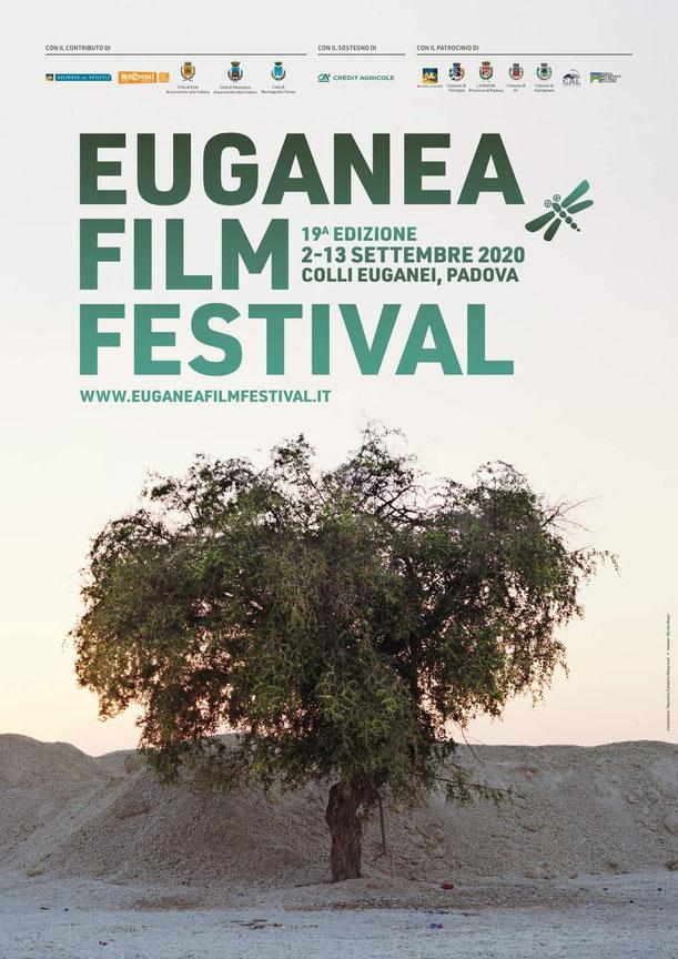 Locandina Euganea Film Festival