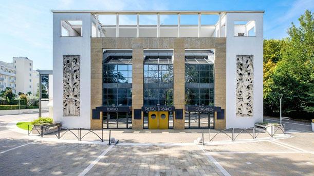 Il Teatro Congressi Pietro d'Abano