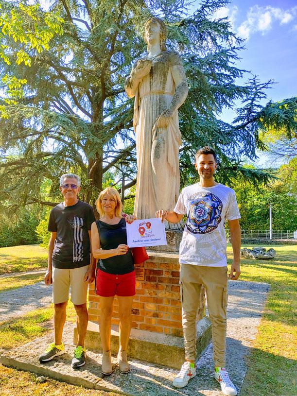 Angelo & Rita, con Federico