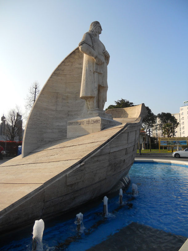 Fontana Cristoforo Colombo