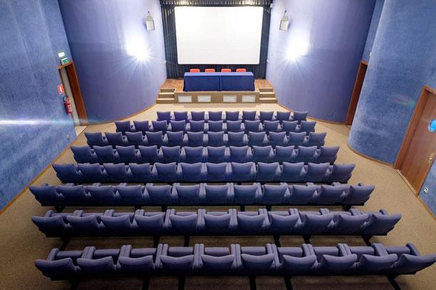 Una sala del Teatro