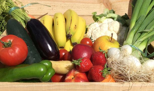 Services Fruités - Livraison à domicile et au travail de fruits et légumes frais cultivés en région Centre Val de Loire