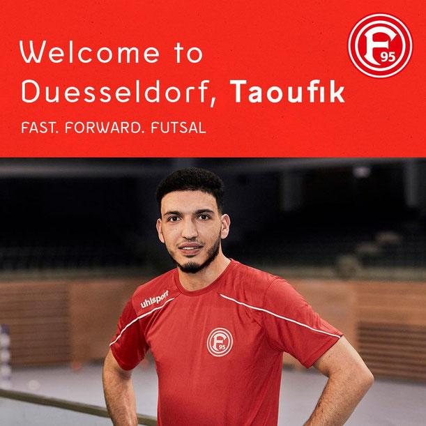 Taoufik Chadli (Foto by Jannik Osthöver)