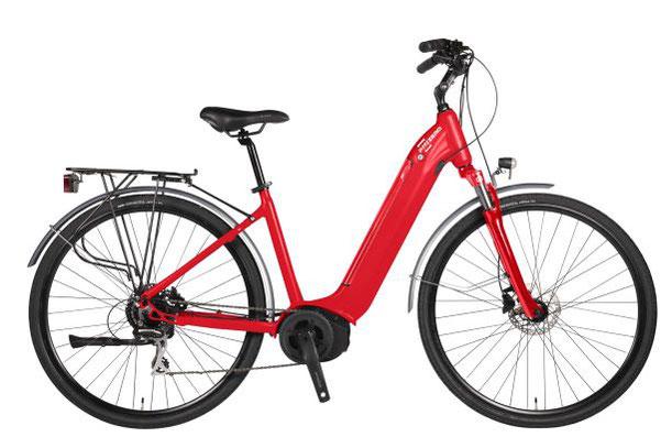 Bici elettrica Pmzero URBAN TOP 01 e-bike