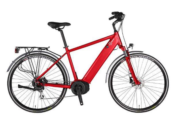 Bici elettrica Pmzero URBAN TOP 03 e-bike