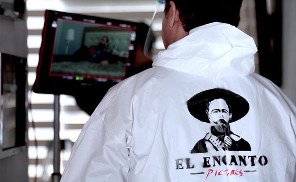 Protocolo COVID-19 de Grabaciones en Chile - El Encanto Pictures