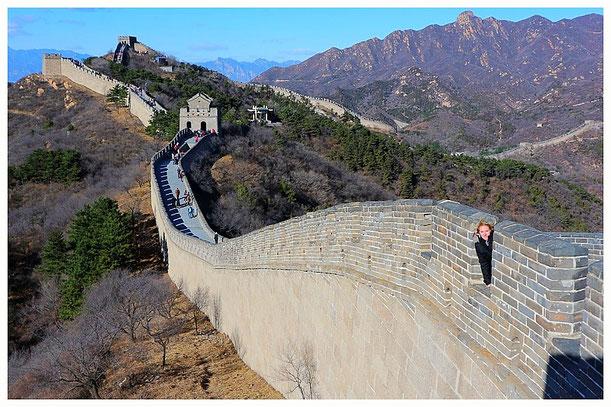 Peking Sehenswürdigkeiten top highlights beijing badaling great wall
