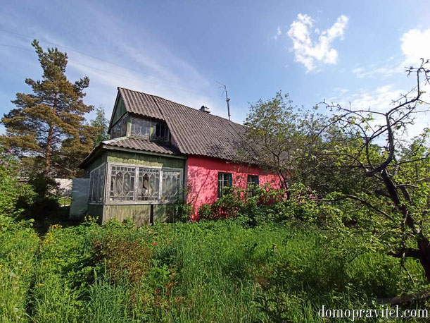 Продается дом в Петергофе. Поселок Скороход.