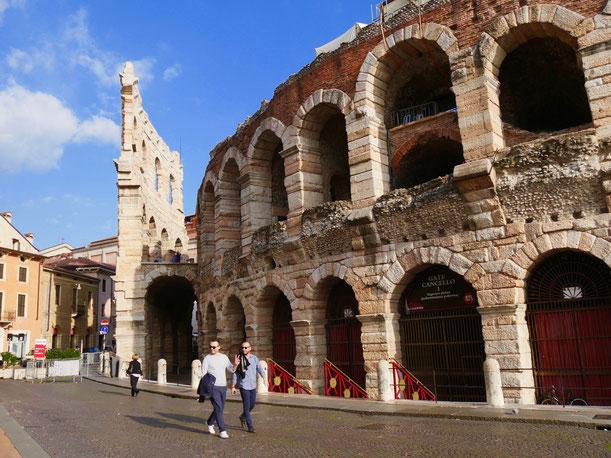 Verona, Amphiteater, Arena