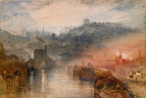 "J.M.W. Turner, ""Dudley, Worcestershire"" (1832)"