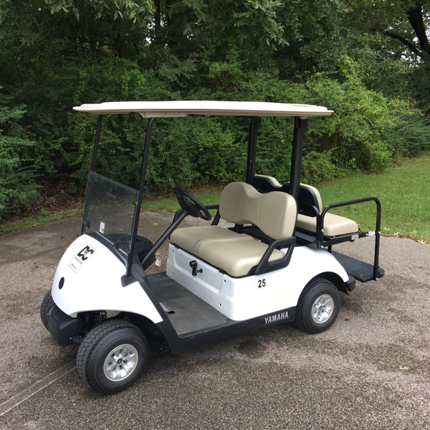 rental cart 4 seat Yamaha