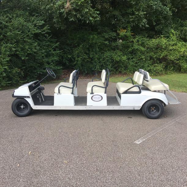 Rental cart 8 seat