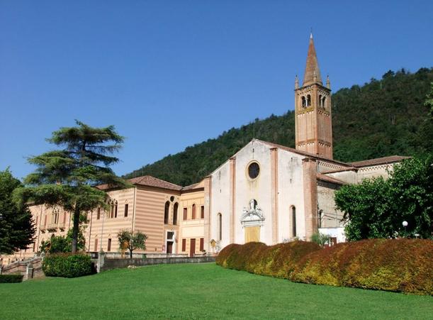 Santuario della Madonna della Salute, Monteortone
