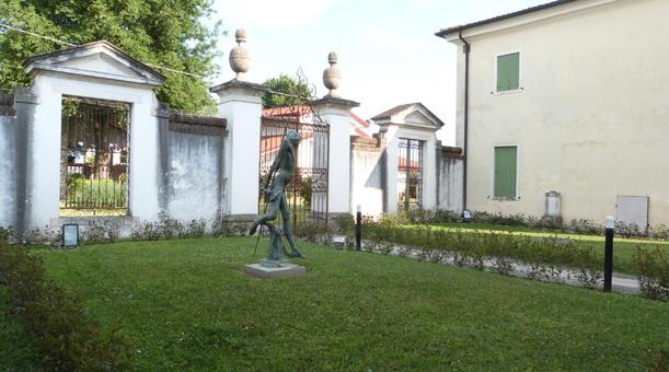Giardino di Villa Savioli