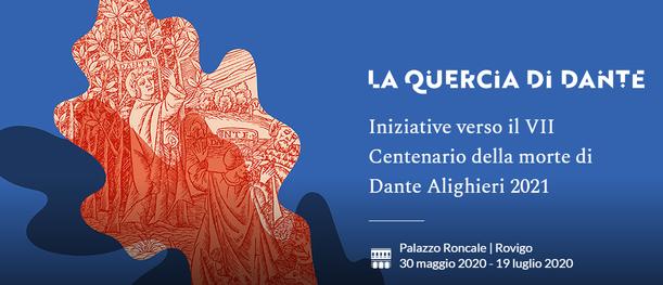 Mostra Quercia di Dante a Rovigo