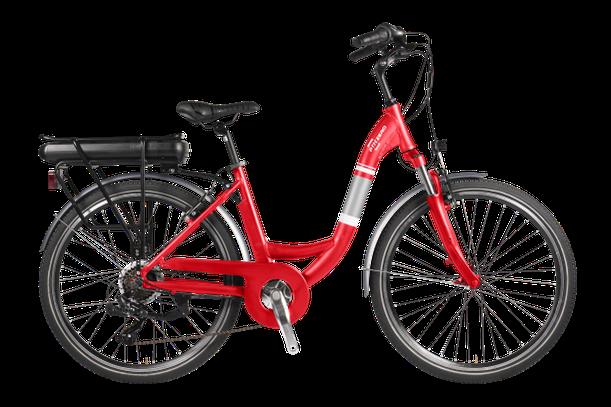 Bici elettrica Pmzero top 04 e-bike