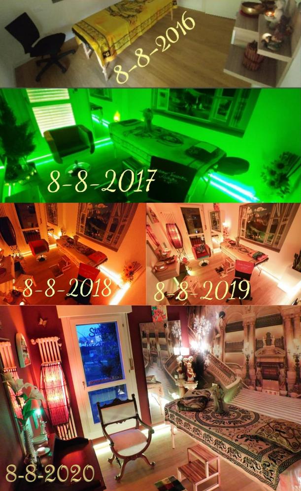 L'evoluzione... di anno in anno!