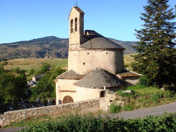 Mystérieuse église