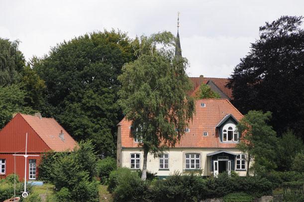 Fischerdorf Holm in Schleswig
