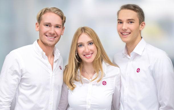 Julius Bloch & Mara Bloch & Jonathan Bloch 2020