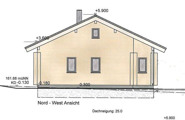Holzhaus in massiver Blockbauweise - Blockhausbau mit Planung von A bis  Z