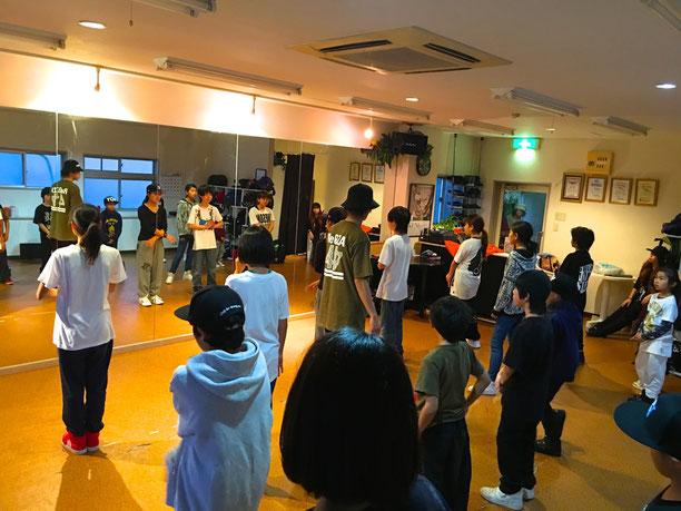 湘南の老舗ストリートダンススクール スタジオブラックン http://www.studioblackn.com/ 新規入会キャンペーン実施中!