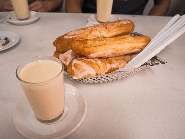 food in valencia