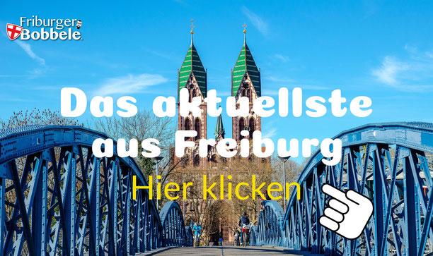 Blog mit allen Themen rund um Freiburg und Umgebung