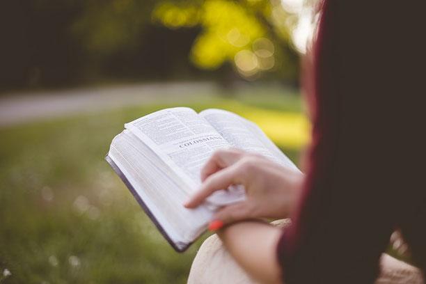 Buch lesen, Entschleunigung, keine Nachrichten, Bücher