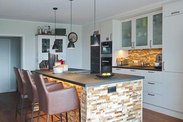 Küche, Gestaltung, Innenarchitektur
