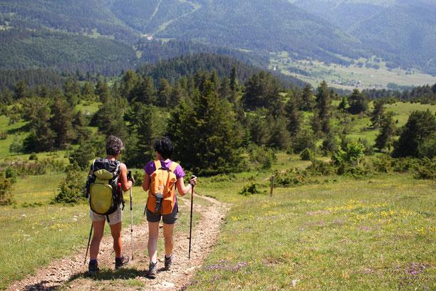 Pic des Rives - Belcaire - Rando Pyrénées Audoises