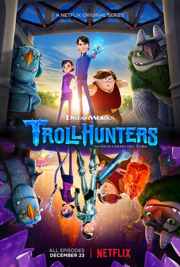 Trollhunters, Netflix, animación, estudios culturales, cultural studies, Aradia Coop., Aradia Cooperativa, Inclusividad, Feminismo