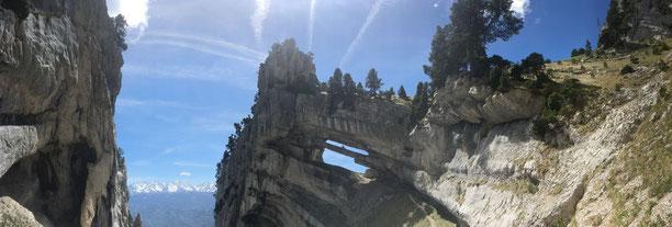 L'arche percée