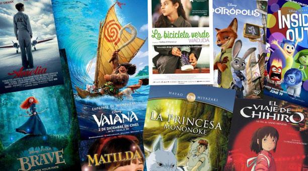 Imagen: Diez películas para descubrir heroínas en el cine, en Aika Educación