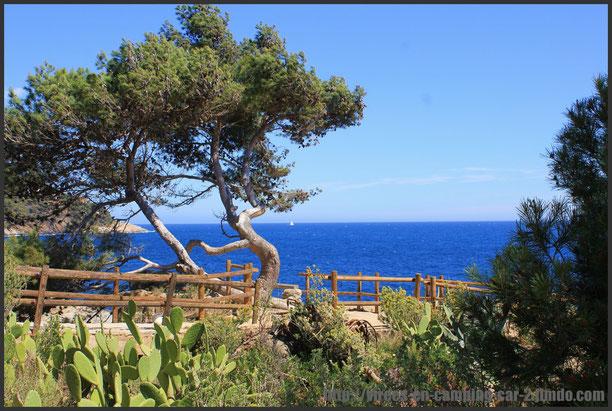 © virees en camping car Espagne