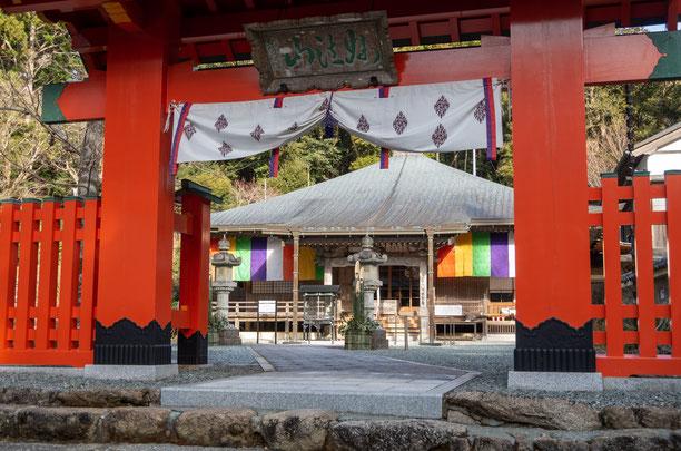 熊野妙法山阿弥陀寺のお正月