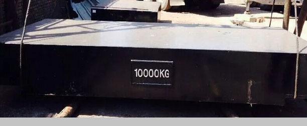 verificación de básculas camioneras