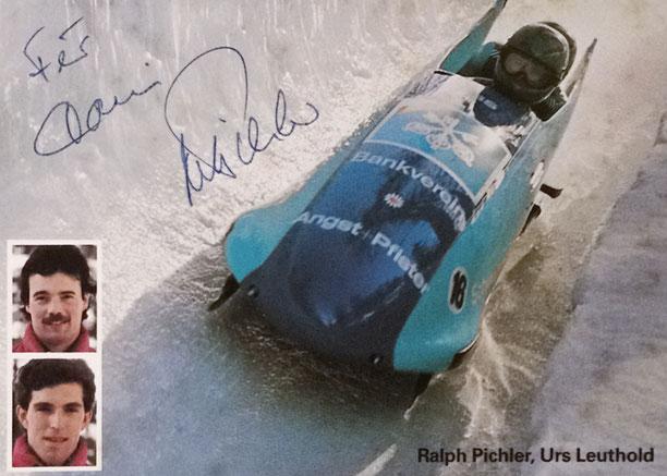 Autograph Ralph Pichler Autogramm