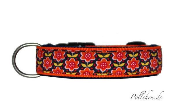 maßangefertigtes Halsband auch als Zugstopp für große und kleine Hunde